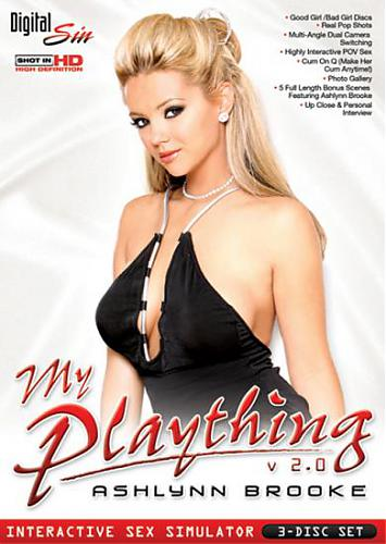 My Plaything Ashlynn Brooke.2 or my sex toy Ashlynn Brooke 2