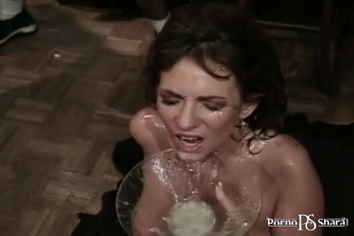 Tricia helfer nude video