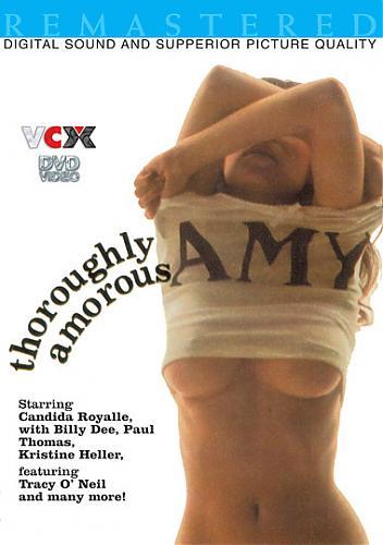 Overly amorous Amy