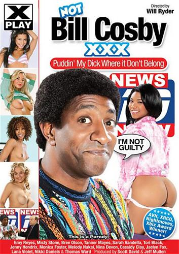 NOT Bill Cosby XXX: Puddin My Dick Where it Dont Belong!